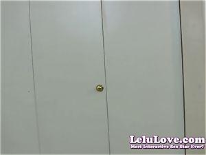 Lelu Love-POV sixty nine switch roles Cowgirl