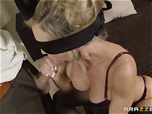 The spouse of Brandi love lets her tear up a different fellow