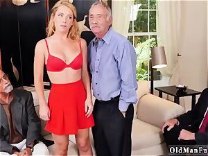 light-haired nubile senior dude and my sugar parent shoots a load in cunt Frannkie And The gang Tag crew A