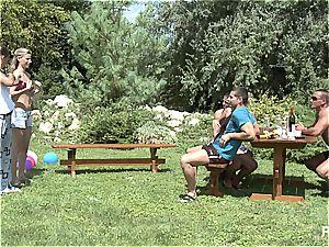 Garden soiree part 1