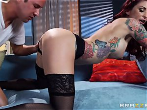 Monique Alexander showcases an actress how its done
