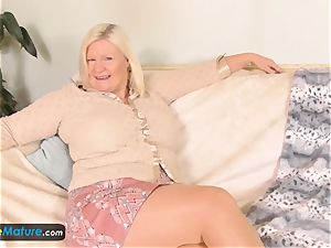 EuropeMaturE Solo busty grandmas Compilation