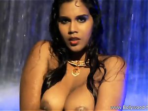 black-haired honey From super-naughty India