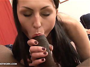 jism slurping milf casting For interracial porn penetrated