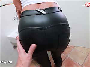 MyDirtyHobby - hot mummy with a Real Estate Agent!