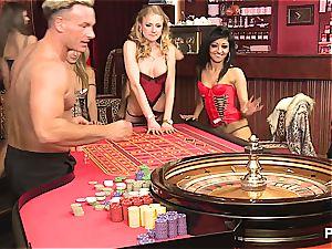 Casino fuck part 3