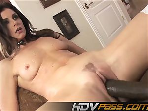 HDVPass multiracial bang-out with India Summers