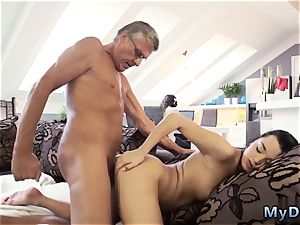 older boy pokes youthful What would you prefer - computer or your girlpartner?