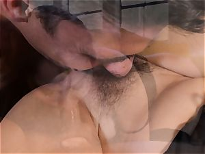Valentina Nappi rammed in her humid pussyhole