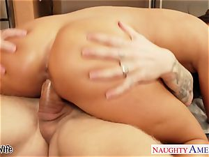 good wife Gianna Nicole gets boned in kitchen