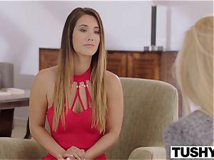 TUSHY Eva Lovia ass fucking movie part 4