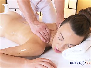 massage apartments hot bony black-haired gives pov dt
