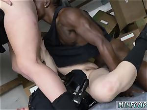 tossing salad and prostate rubdown by mummy mature black suspect taken on a harsh ride