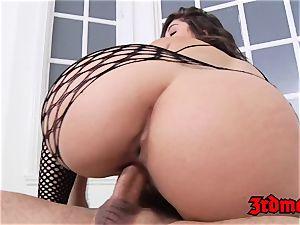 Abella Danger Getting boinked Deep in the butt