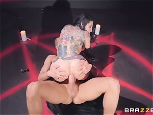 Joanna Angel smashed in many positions