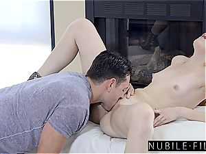 NubileFilms - super-fucking-hot plumb With splendid light-haired