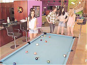 penetrating Pool Part 1