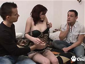 hotwife gf pummeling randon guy for money