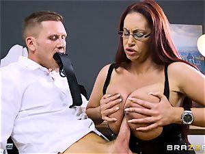 Emma rump hungers rigid prick down her pussyhole