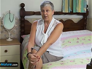 EuropeMaturE super-sexy and big-chested grandmas Compilation