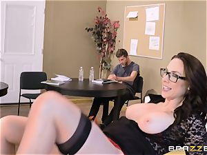 Chanel Preston fucked in every crevasse