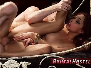 very first buttfuck bondage & discipline scanty lil Jade Jantzen, she just desired to have a fun vacation with her