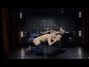 xCHIMERA - Hungarian Amirah Adara fetish creampie screw