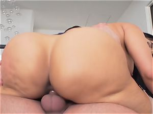 Milffest pt5 mummy Mercedes Carrera takes it deep in the vagina