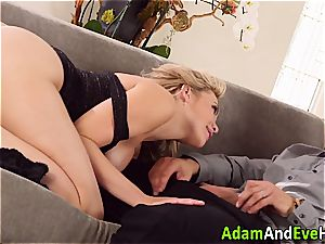 stellar couple Mia Malkova and Danny Mountain banging