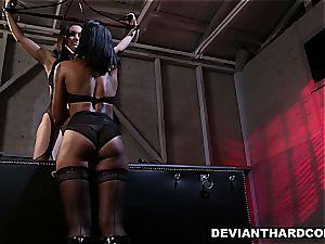 DeviantHardcore - skin Diamond Fetish bang with Gabriella Paltrova