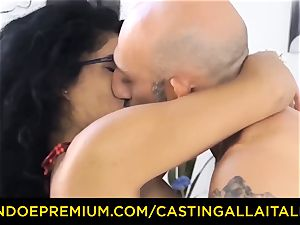 casting ALLA ITALIANA - Romanian nympho bum drilled